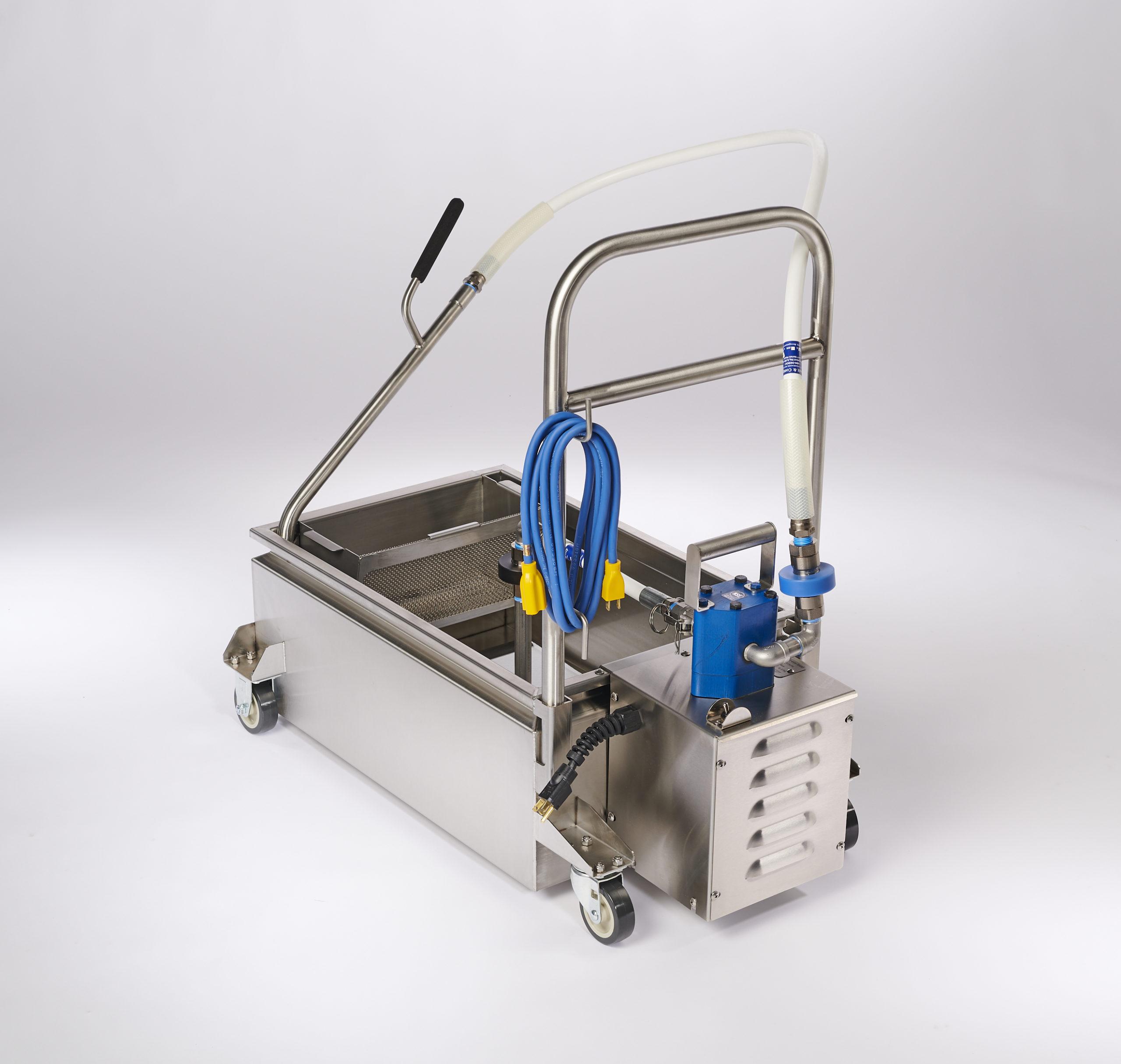ARMIDILLO® Portable Filtration System